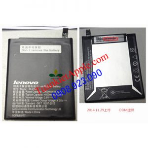 Pin Battery Lenovo P70-BL234-4000mah