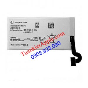 Pin Battery Sony MT27 1265mah