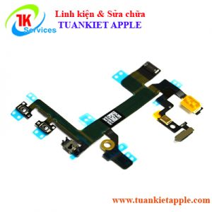 Dây nguồn on off iPhone 5s