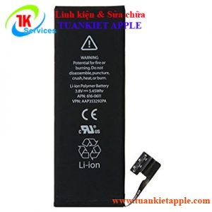 Pin iPhone 5 (1440 mAh) zin