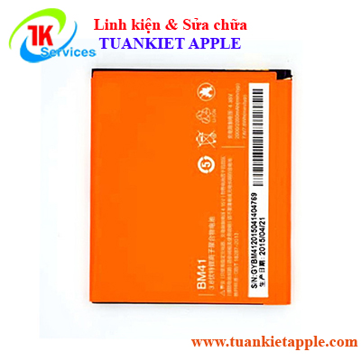 Pin Xiaomi Redmi Note 1s BM-41 2050mAh