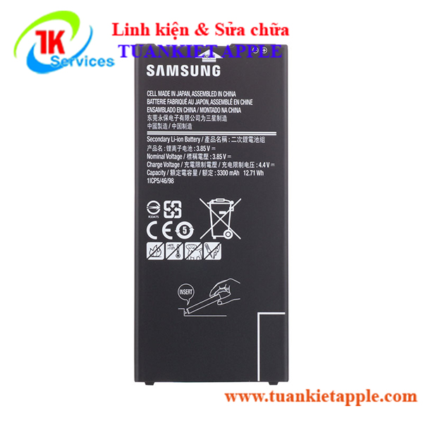 Pin Samsung Galaxy J6 Plus (EB-BG610ABE)