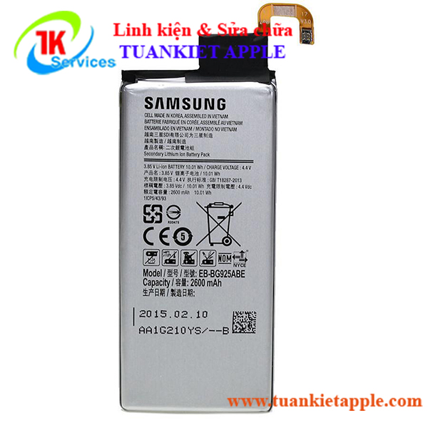 Pin Samsung Galaxy S6 EDGE (EB-BG925)