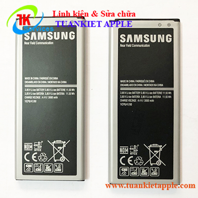 Pin Samsung Note EDGE