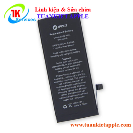 Pin iPhone 8 org (1821 mAh)