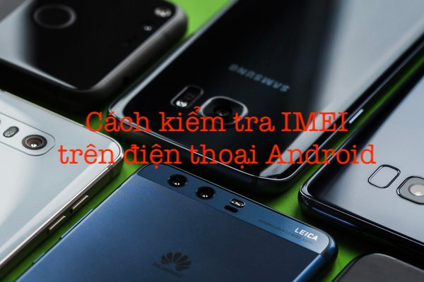 Check Imei Android 1